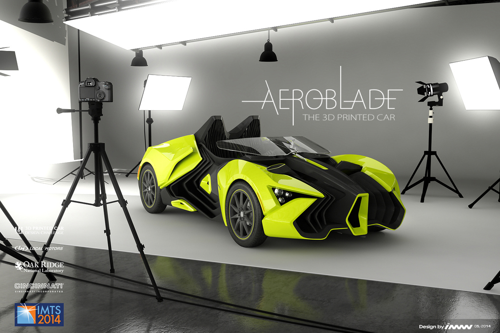 Aeroblade