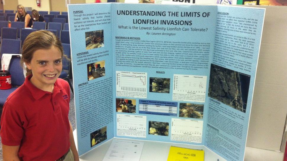 Проект шестиклассницы для научной выставки встревожил экологов
