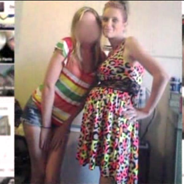 Селфи, преступления, «Люблю мое платье»