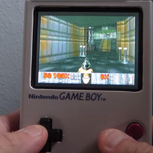 Game Boy, Raspberry Pi, сделай сам, Игровой Франкенштейн