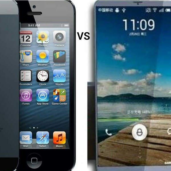Apple,дизайн,китайфон, Главный дизайнер Apple резко высказался о конкурентах