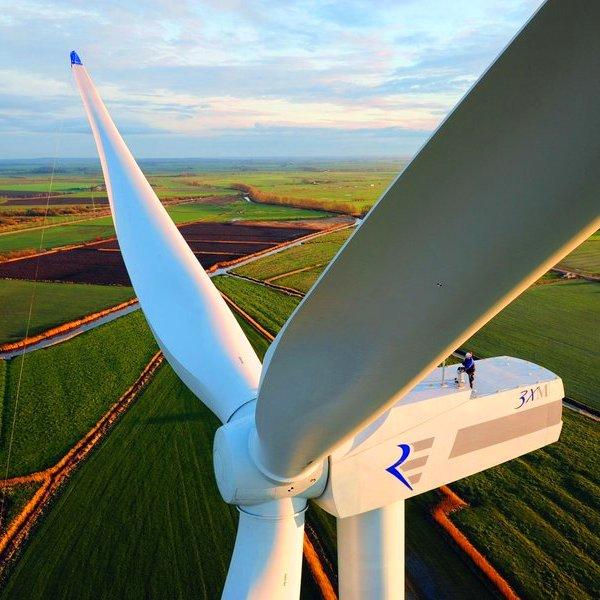 Великобритания, Шотландия, море, ветроэнергетика, возобновляемая энергия, Ветрогенераторы в Британии уходят под воду