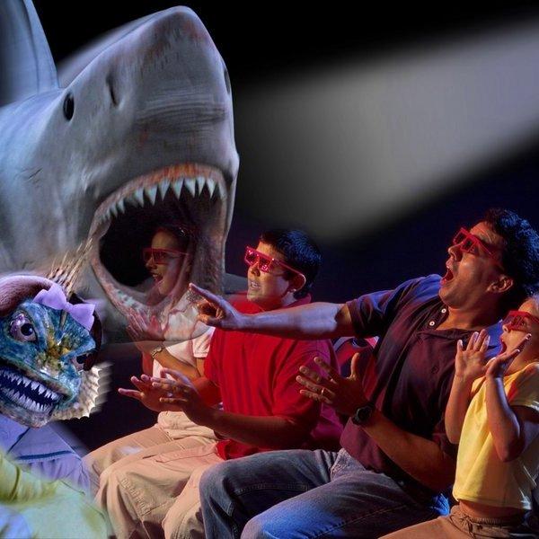 3D,Великобритания,мозг,наука,здоровье, Просмотр фильмов в 3D может сделать вас умнее