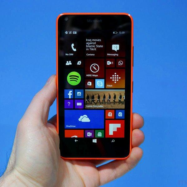 Microsoft, Windows Phone, смартфон, Обзор Microsoft Lumia 640 XL