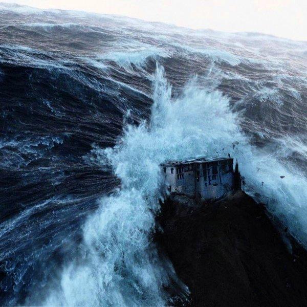 Океан, геология, климат, наводнение, цунами, вода, Самые гигантские волны в мировой истории