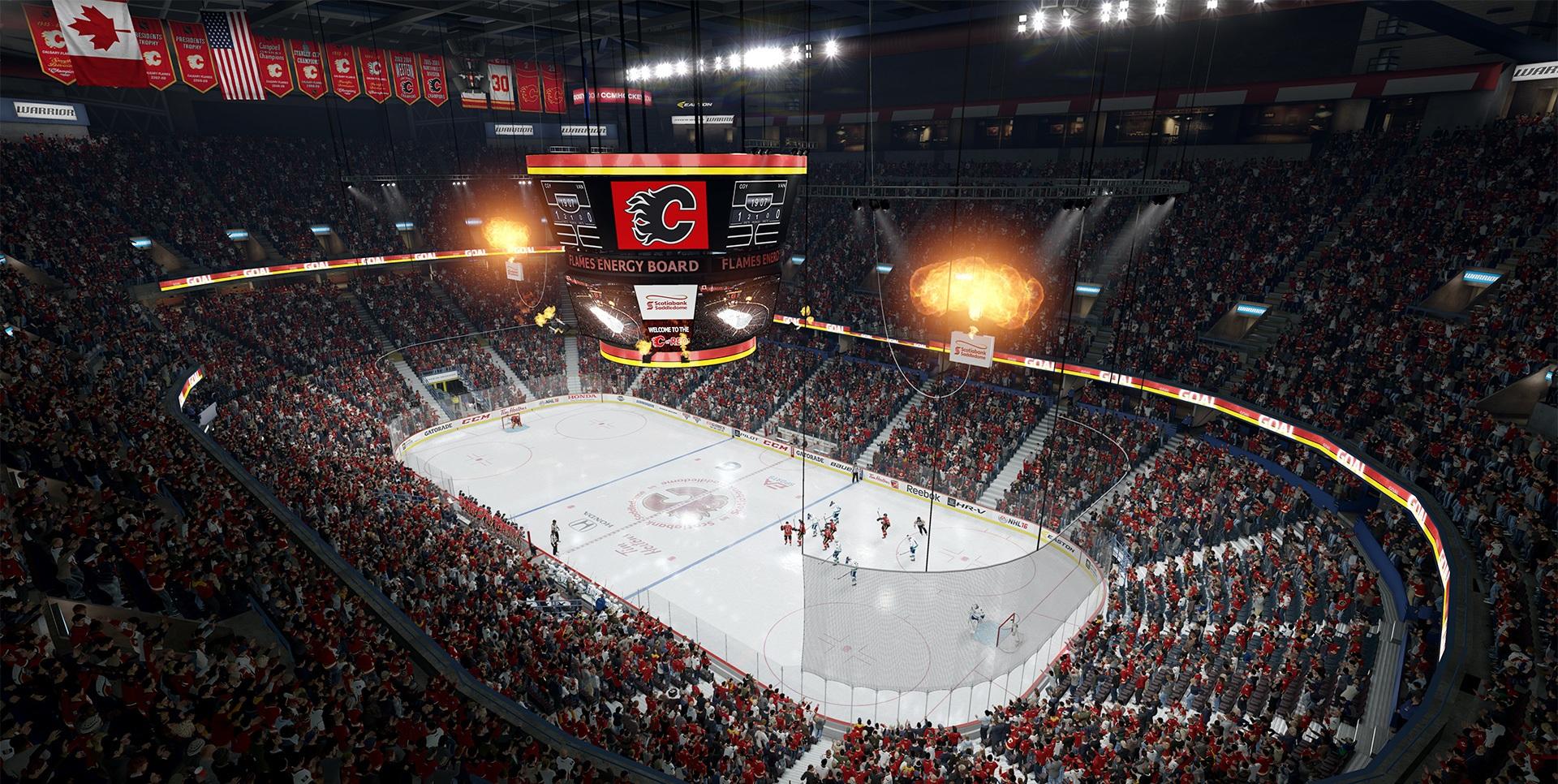 Хоккейный симулятор NHL 16: удовлетворят ли поклонников внесённые в игру изменения?