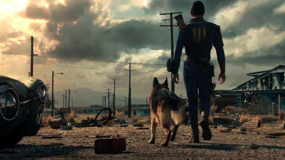 К Fallout 4 выпустили ролик с участием живых актёров