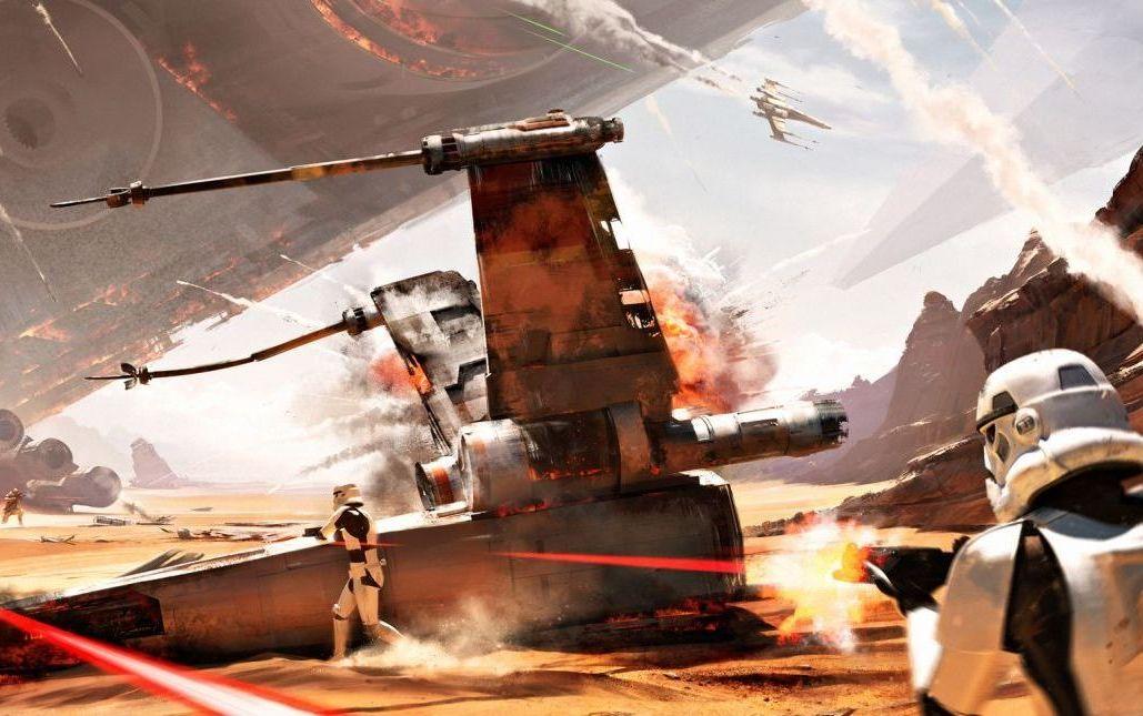Star Wars: Battlefront - состоялся официальный релиз игры
