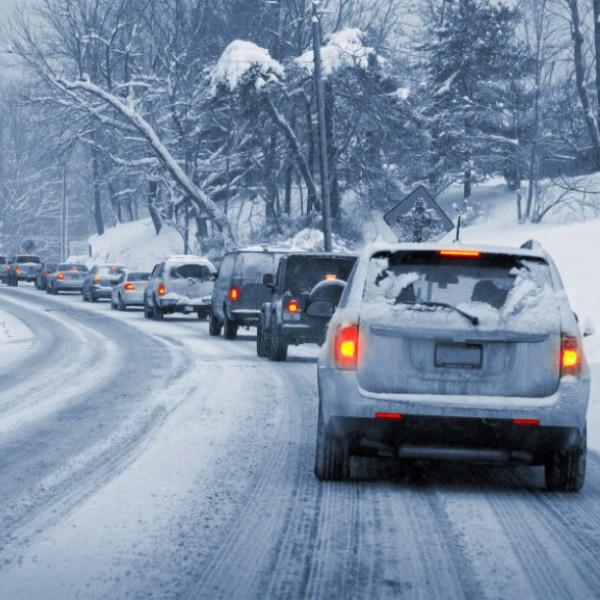 Исследование, идея, концепт, автомобиль, авиация, самолёт, погода, путешествия, Conductive concrete: бетон, проводящий электричество поможет чистить дороги от снега