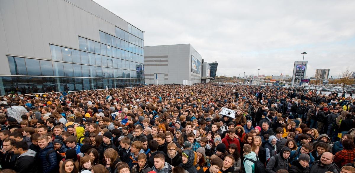 Comic Con Russia - праздник на улице всех поклонников поп-культуры