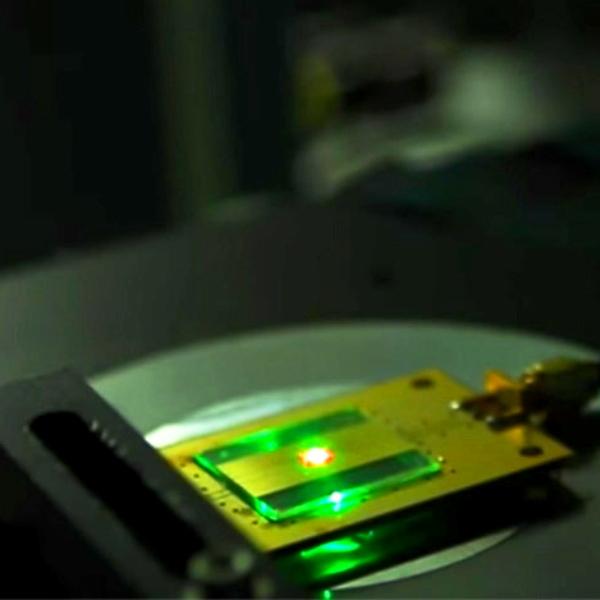 Исследование, нанотехнологии, Создан самый маленький в мире радиоприёмник