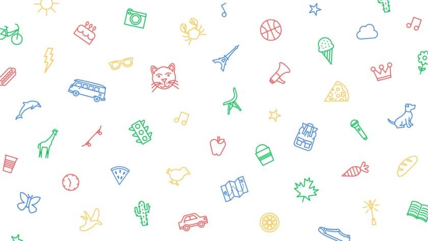 Google AutoDraw превращает каракули в красивые рисунки