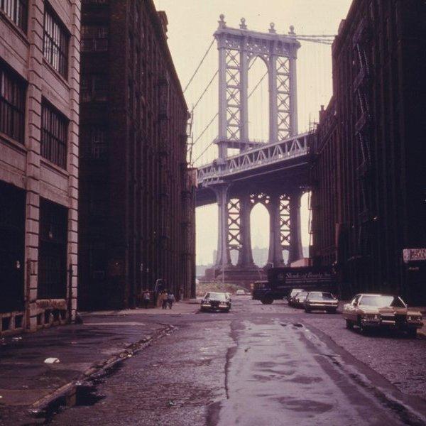 История, США, общество, фото, соцсети, До и После: GIF-анимация показывает, как Нью-Йорк изменился за 100 лет