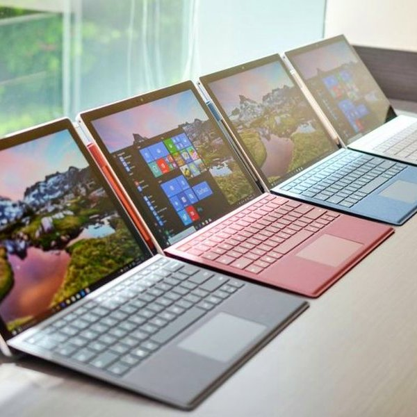 Microsoft, Windows, планшет, Microsoft представила новый Surface Pro