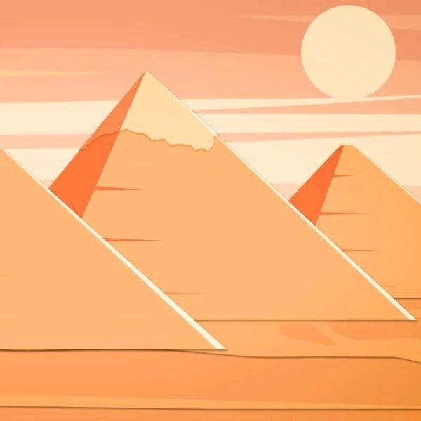 История, археология, религия, общество, Технологию возведения пирамиды Хеопса показали на видео