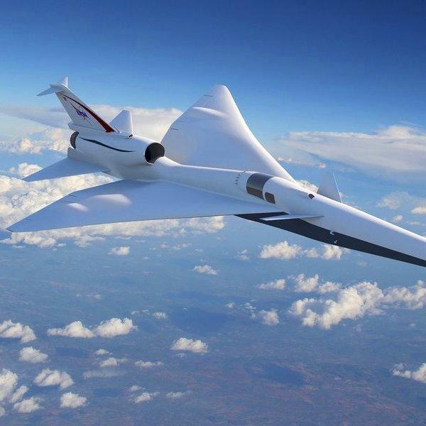 США, авиация, самолёт, идея, концепт, дизайн, NASA X-Plane: Америка строит сверхзвуковой пассажирский самолёт