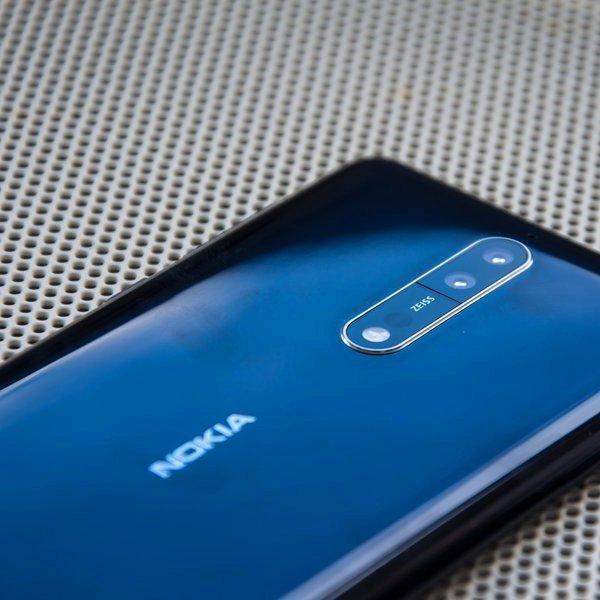 Nokia, Android, смартфон, «Забытая мелодия для флейты»: первый взгляд на флагманский смартфон Nokia 8