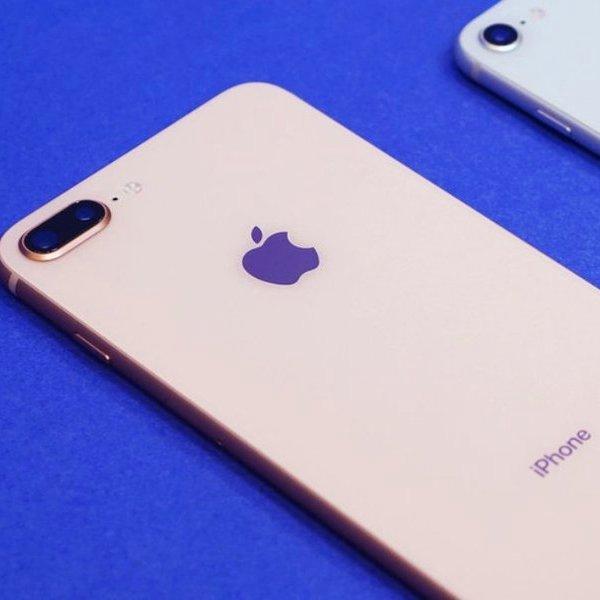 Apple,iPhone,iOS,смартфон, Огурительный обзор орехительных новинок Apple: смартфоны iPhone 8 и iPhone 8 Plus