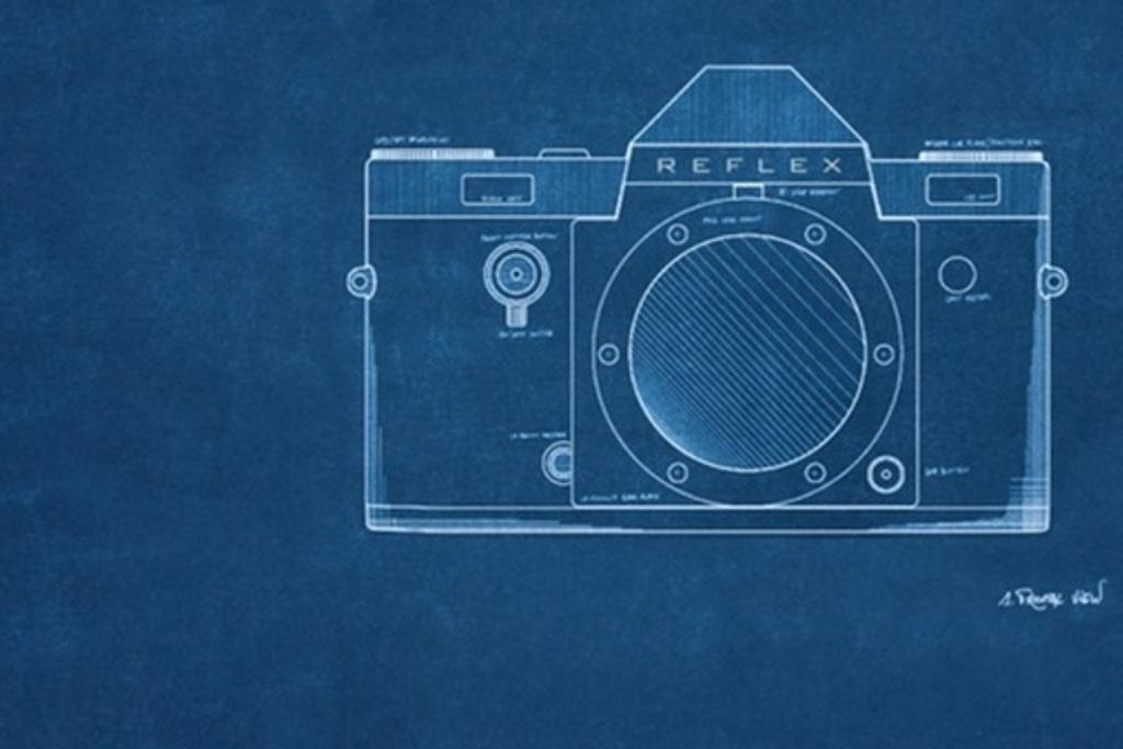 В «Зените» славы: проект зеркальной плёночной фотокамеры Reflex One