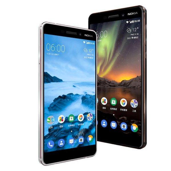 Nokia, Финское обновление: знакомство с Nokia 6 второго поколения