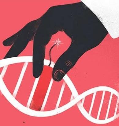 ДНК,человек,наука,генетика, Дружественный геноцид ДНК