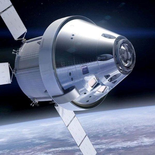 космос, 3D-принтер напечатает детали для космического корабля «Орион»