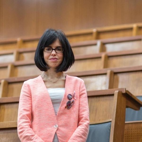 Великобритания, социология, общество, Она ежегодно пишет по 270 статей для Википедии, чтобы привлечь внимание к женщинам-ученым